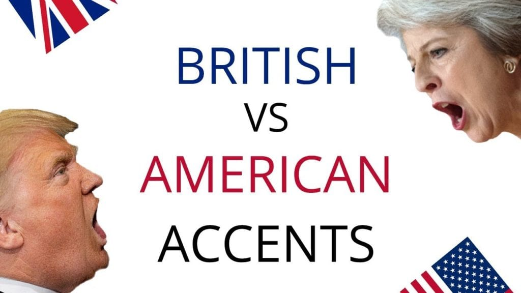 British And American Accents 1