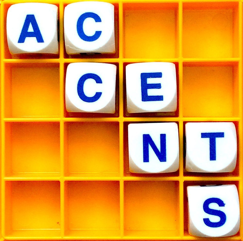 Accents 1