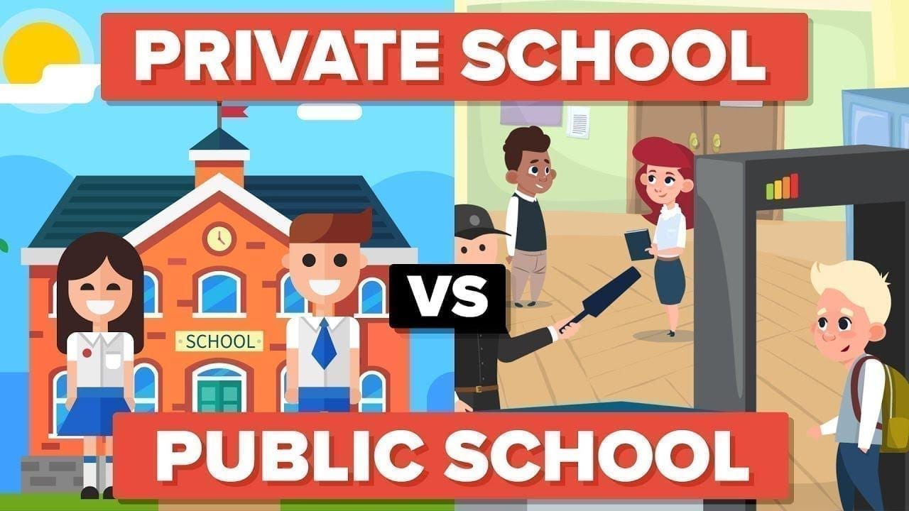 Public and Private Education 2